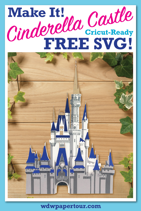 Cinderella Castle Make It Call to Action