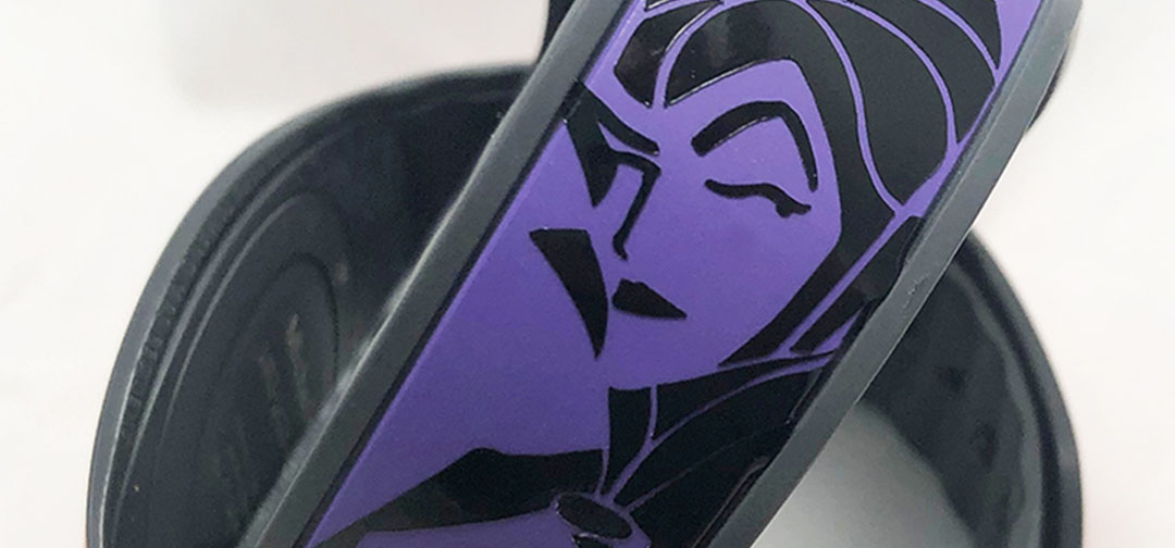 Make Your Own Maleficent Diy Magic Band With Free Svg File