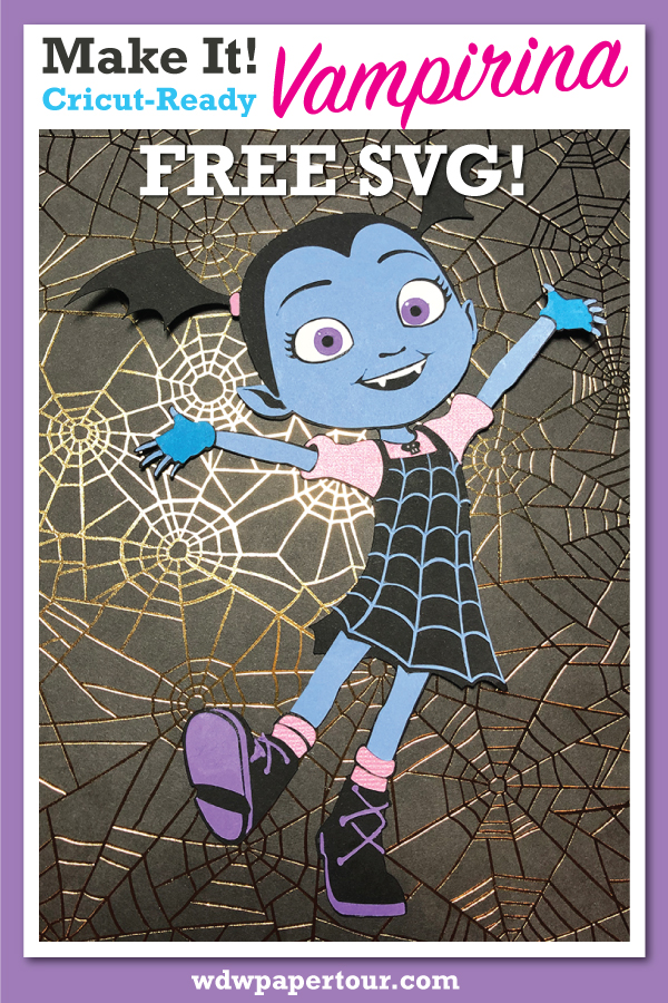 Vampirina SVG! Pin It Now - Make It Later